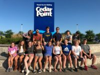 Cedar Point Gravity 2019