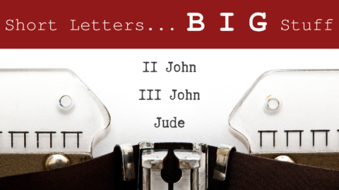 Short Letters...Big Stuff