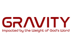 Gravity Website HOMEPAGE logo